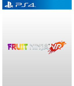 Fruit Ninja VR PS4