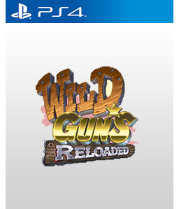 Wild Guns Reloaded PS4
