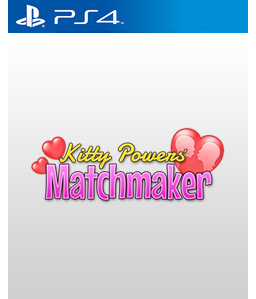 Kitty Powers' Matchmaker PS4