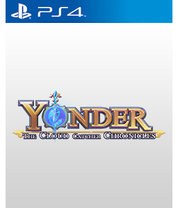 Yonder: The Cloud Catcher Chronicles PS4