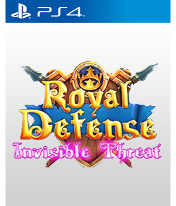 Royal Defense Invisible Threat PS4
