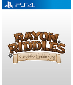 Rayon Riddles: Rise of the Goblinking PS4