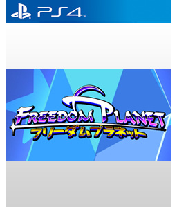 Freedom Planet PS4