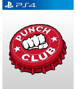 Punch Club PS4