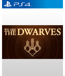 We Are The Dwarves PS4