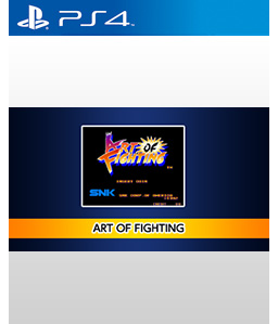 Art of Fighting PS4