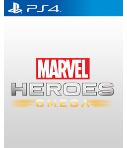 Marvel Heroes Omega PS4