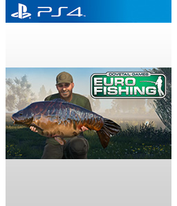 Euro Fishing PS4