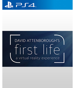 David Attenborough's First Life PS4