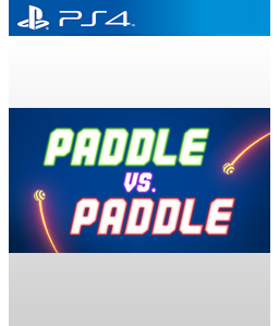 Paddle vs Paddle PS4