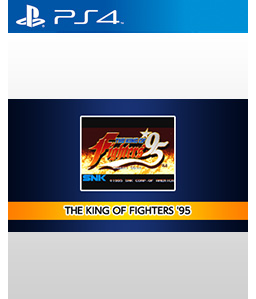The King of Fighters \'95 PS4