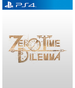 Zero Time Dilemma PS4