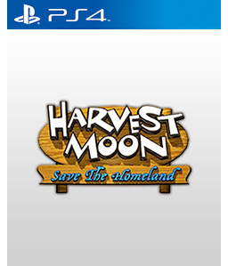 Harvest Moon: Save the Homeland PS4