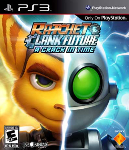 Ratchet & Clank: A Crack In Time PS3