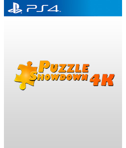 Puzzle Showdown 4K PS4