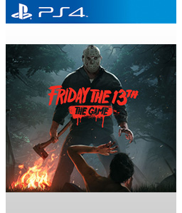 Friday the 13: The Game PS4