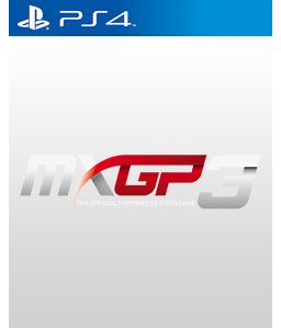MXGP3 - The Official Motocross Videogame PS4