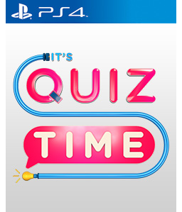 It\'s Quiz Time PS4