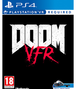 Doom FVR PS4
