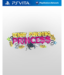 Penny Punching Princess Vita