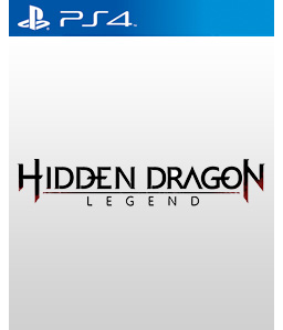Hidden Dragon: Legend PS4