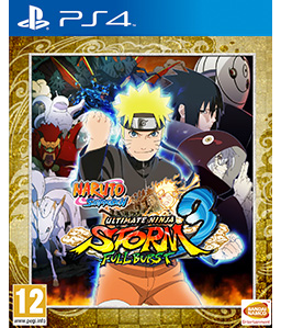 Naruto Shippuden: Ultimate Ninja Storm 3 PS4