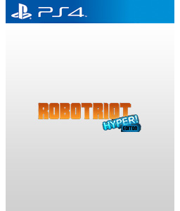 RobotRiot Hyper Edition PS4