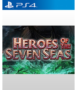 Heroes of the Seven Seas PS4
