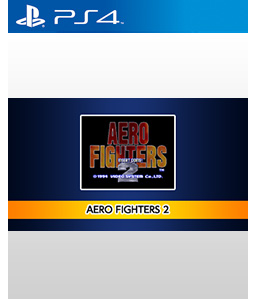 Aero Fighters 2 PS4