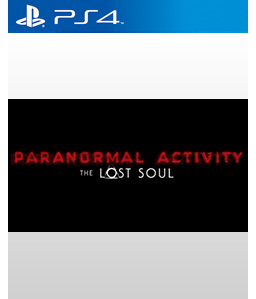 Paranormal Acitivty PS4