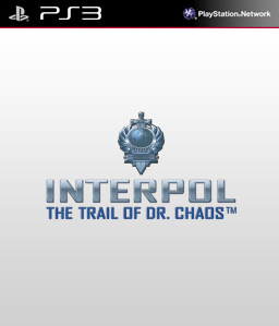 Interpol: The Trail of Dr. Chaos PS3