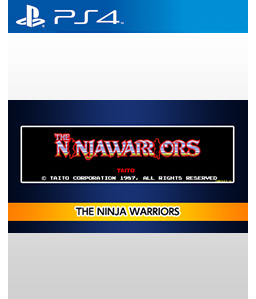 The Ninja Warriors PS4