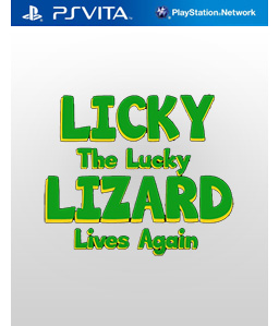 Licky The Lucky Lizard Lives Again PS4