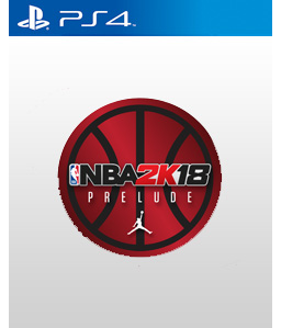 NBA 2K18: The Prelude PS4