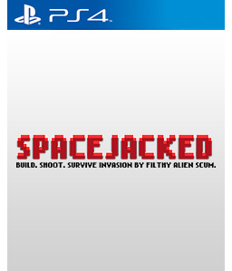 Spacejacked PS4