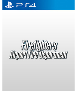 Firefighters: Airport Fire Department PS4