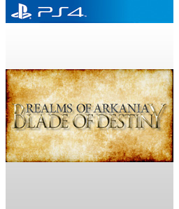 Realms of Arkania: Blade of Destiny PS4