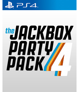 The Jackbox Party Pack 4 PS4