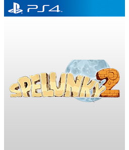 Spelunky 2 PS4