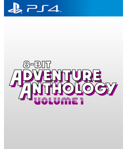 8-bit Adventure Anthology: Volume I PS4