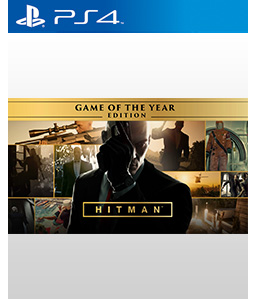 Hitman: Game of the Year Edition PS4