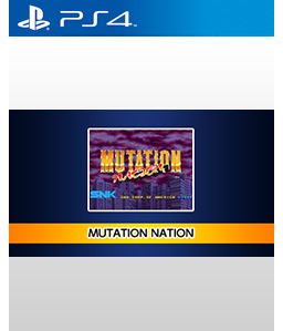 Mutation Nation PS4
