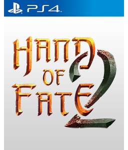 Hand of Fate 2 PS4