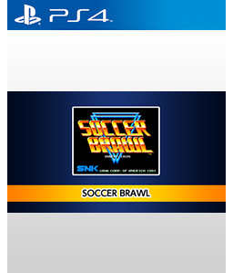 Soccer Brawl PS4