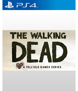 The Walking Dead: The Telltale Series Collection PS4