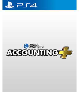 Accounting+ PS4