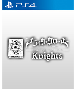 Black Clover: Project Knights PS4