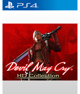 Devil May Cry HD Collection: Devil May Cry PS4