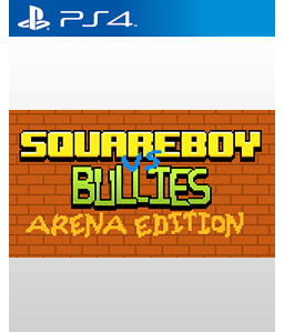 Squareboy vs Bullies: Arena Edition PS4