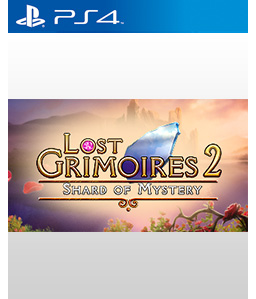 Lost Grimoires 2: Shard of Mystery PS4